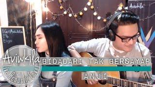 Anji - Bidadari Tak Bersayap (Aviwkila LIVE Cover)