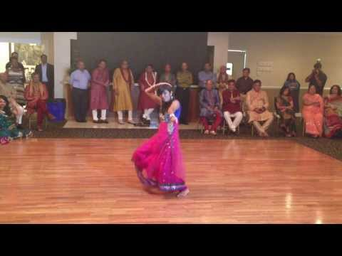 Chandni's Dance For Sangeet video