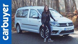 Volkswagen Caddy Life 2019 in-depth review - Carbuyer