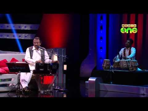 Umbai singing Athramel Athramel snehichu.. Gazal in Khayal 86...