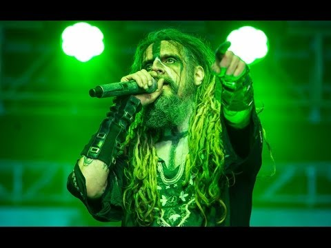 Rob Zombie Covers Enter Sandman By Metallica LIVE @ HOB Myrtle Beach 4/29/14