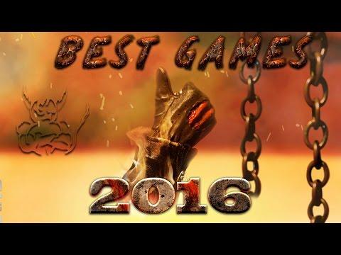 5 Лучших игр 2016 года