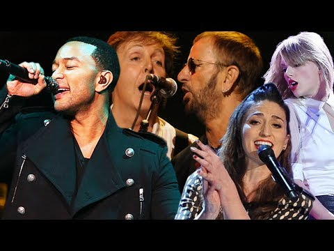 John Legend, Macklemore & Ryan Lewis and Taylor Swift  Added to Grammy Performances