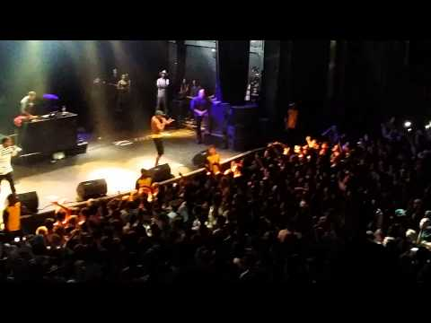Tyler, the Creator - Tamale (2nd attempt) live @ the forum 23/07/2014