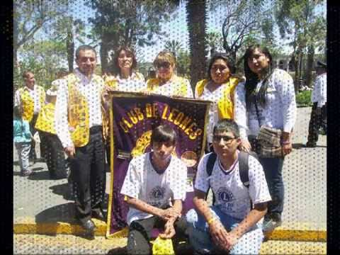 Dia de la Paz 2014 - Club de Leones Arequipa Universidad Alas Peruanas