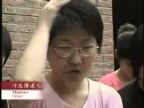 China Underground House Church Movement