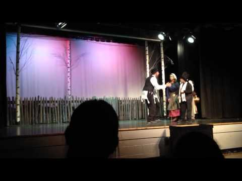 Portsmouth Christian Academy Fiddler on the roof