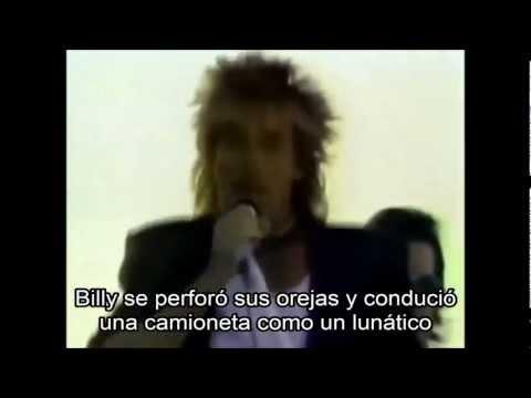 Rod Stewart - Young Turks (sub. Español)
