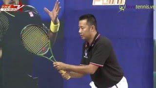 Hướng dẫn tennis Breakpoint Phần 12-Part 1