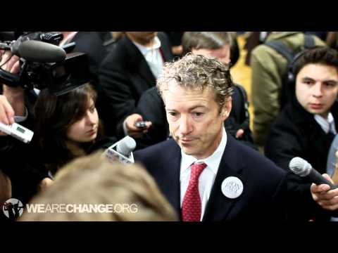 Senator Rand Paul on NDAA, SOPA, Indefinite Detention of American Citizens