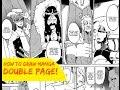 Download Video Manga Double Page Spread Tutorial MP3 3GP MP4 FLV WEBM MKV Full HD 720p 1080p bluray