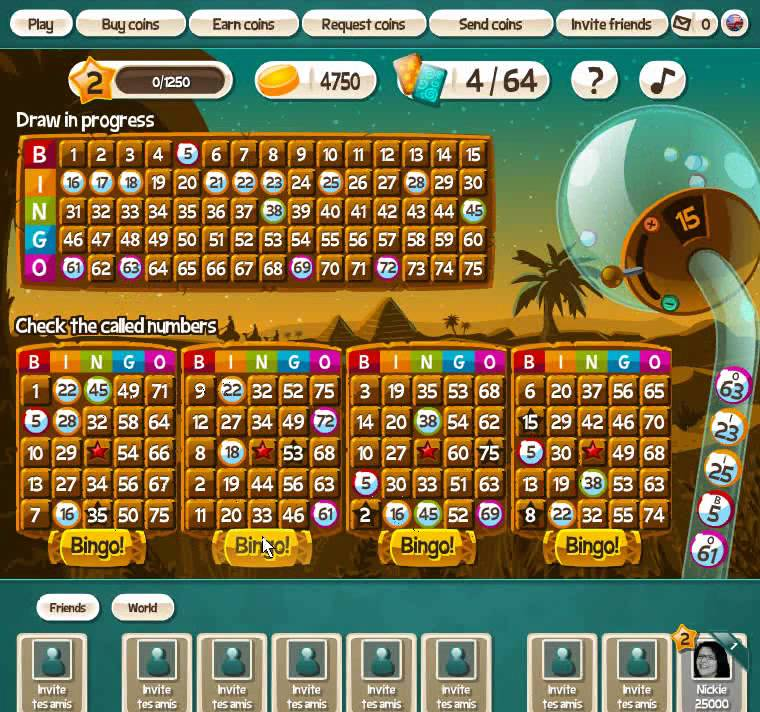 Kinsman tv bingo : 100% First Deposit Bonus : tenacreapps.com