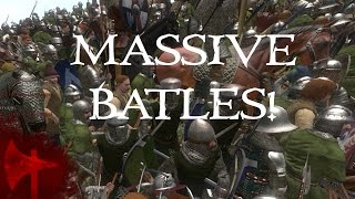 How To Increase Battle Size In Mount And Blade Warband