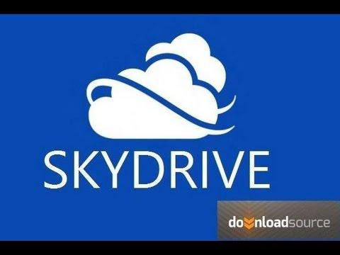 Como subir archivos a la nube con Skydrive y organizarlos en carpetas.