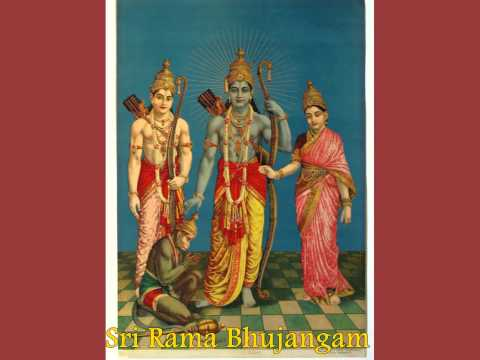 Rama Bhujangam Stotram Of Sri Adi Shankaracharya Sung By Mohani Heitel video