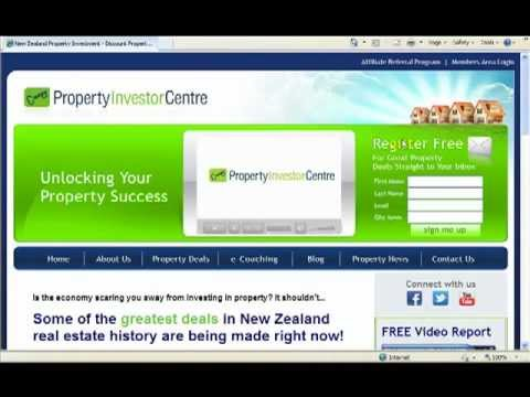 Property Investment New Zealand, Investing in New Zealand Property