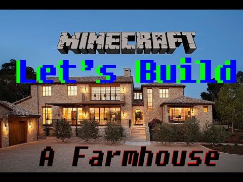 Let's Build - A Farmhouse - Interior Detail and Dock #3