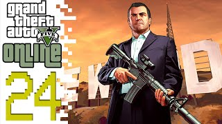 Let's Play GTA V Online PC (GTA 5) - EP24 - One Life