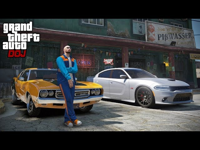 GTA 5 Roleplay - DOJ 323 - Car Meet (Criminal)