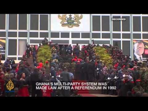 Inside Story - Ghana: Testing Africa's model democracy