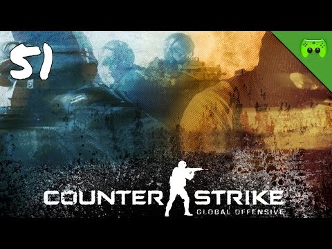 COUNTERSTRIKE # 51 - Durststrecke «»  Let's Play Counterstrike GO | HD