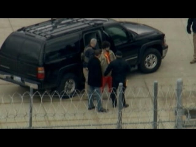 Accused Boston Marathon Bomber Makes Rare Public Appearance