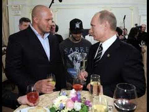 Fedor Emelianenko used his influence and friendship with Putin to get Alexander out of prison!