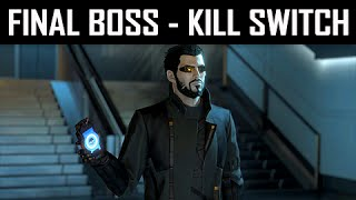 Deus Ex Mankind Divided Walkthrough - Kill Switch Option (PC Ultra Let