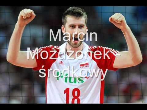 Reprezentacja Polski Siatkarzy... Siatkówka (filmik)