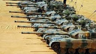 Al Khalid Tank the power of Pak Army in 6 September 2016 Show Pakistan my jan