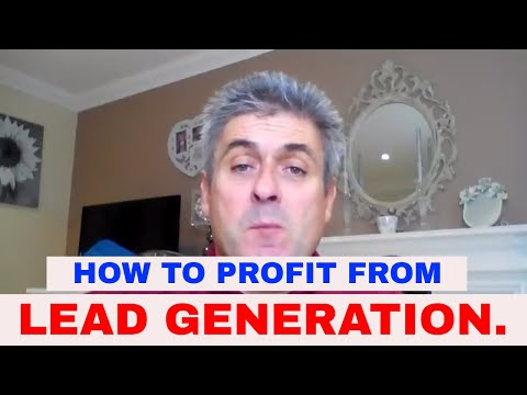 How to start a lead generation business.