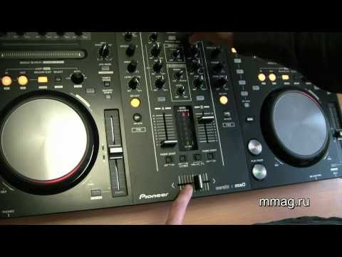 mmag.ru:  Pioneer DDJ-S1 video review