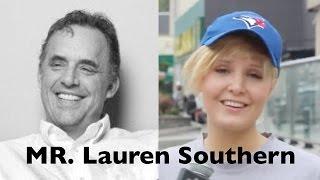 Jordan Peterson narrates the Tale of Mr. Lauren Southern