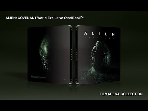 Alien covenant online castellano