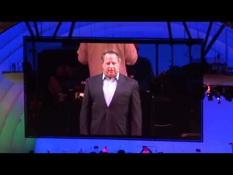 140913 - Jon Lovitz - Planet of the Apes @ The Simpsons Take the Hollywood Bowl ~