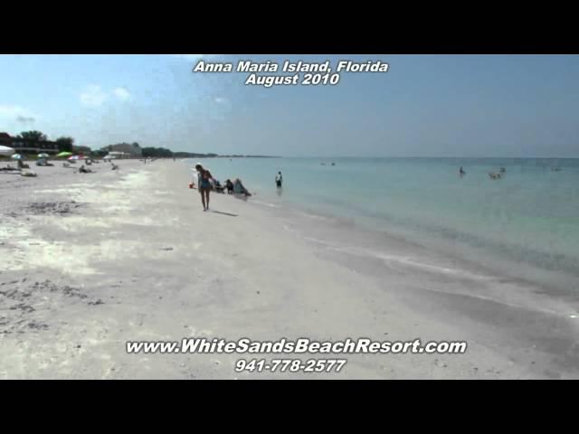 White Sands Beach Resort, Anna Maria island, Holmes Beach,Florida