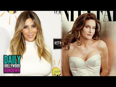 Bruce Jenner Appears As Caitlyn  -Kim Kardashian Pregnant Again (DHR)