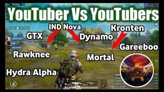 Dynamo vs Kronten | Dynamo vs Gtx Preet | Mortal vs Dynamo | Hydra Alpha Wins