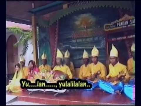 Musik Panting BANJAR :