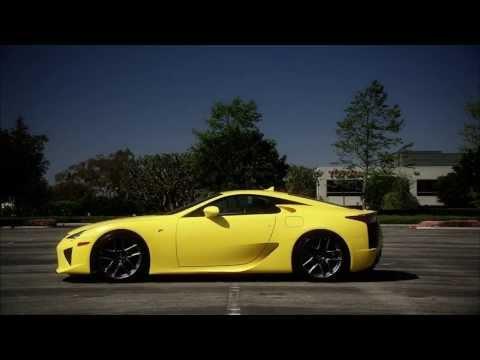 Lexus LFA, обзор