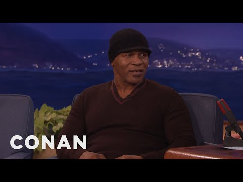 Mike Tyson's Advice For Ronda Rousey  - CONAN on TBS