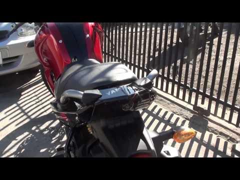 Yamaha fz16 chile