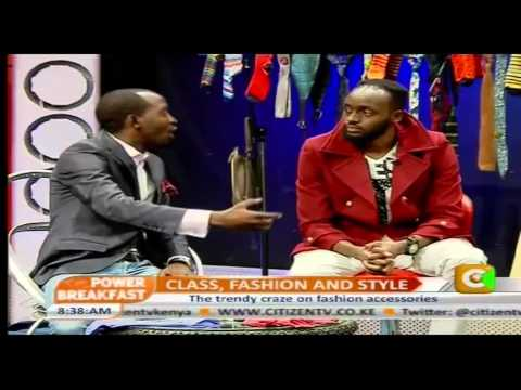 Power Breakfast Interview: Class Fashion and Style