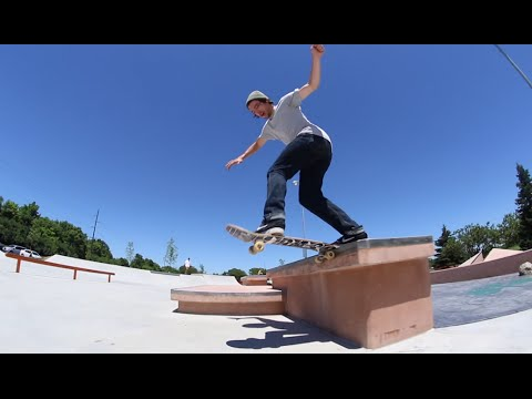 THIS IS SKATEBOARDING TALENT.