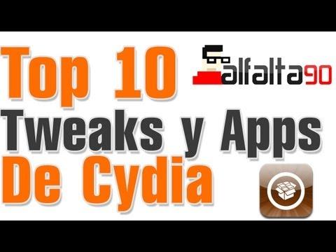 Top 10 Los mejores Tweaks y Apps de Cydia en Español
