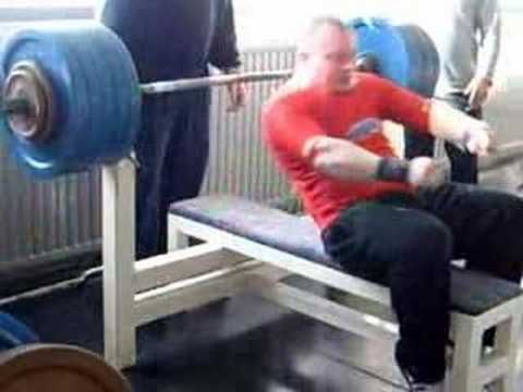 bench press training III Image 1