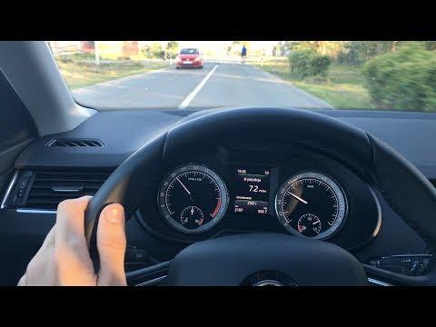 Škoda Octavia FL 2.0 TDI with DSG in depth review and test ride!
