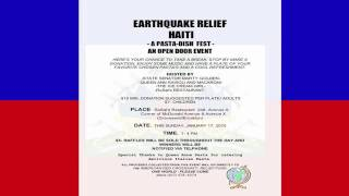 Haiti Relief Benefit In Brooklyn Ny