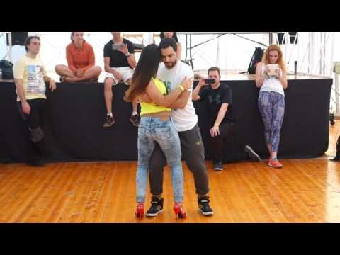 BDC2016   Freddy and Andressa ~ video by Zouk Soul