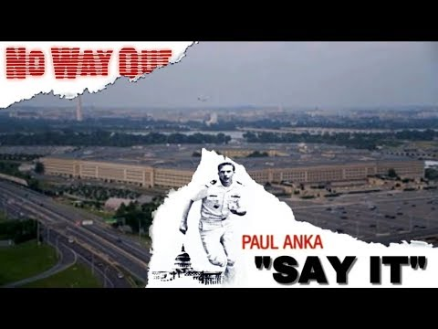 "Paul Anka (& Richard Marx) - ""Say It"" *1987* [No Way Out Soundtrack]"